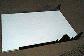 стол-шаблон для утепления дома