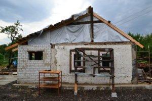 дом перед утеплением55