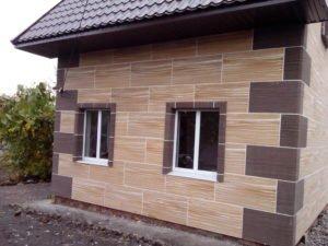 дом утепленный термопанелями