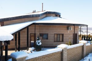 утепление дома термосистем