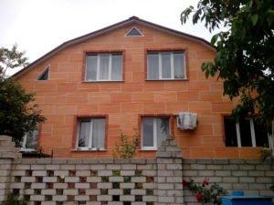 утеплить дом панелями
