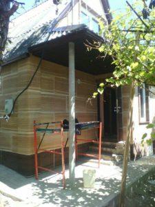 утепление старого дома