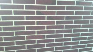стена клинкер-панели термосистем
