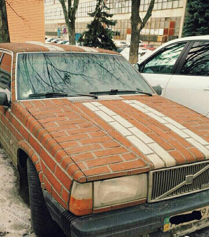 авто под клинкер