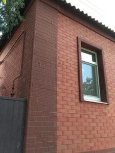 Дом под клинкер 20 мм 7