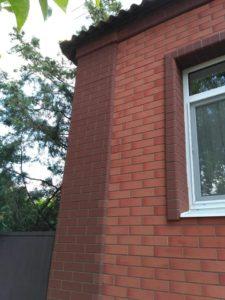Дом под клинкер 20 мм 5