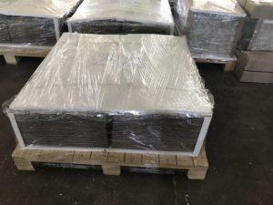 Упаковка 200 панелей на сетке