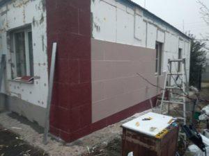 Термопанели клеятся на фасад