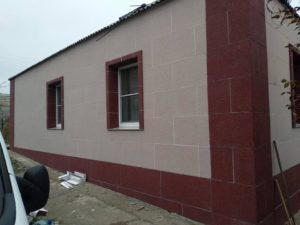 Термопанели фасадного утепления