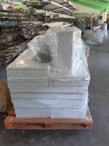 Доставка термопанелей перевозчиками